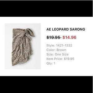 OS Leopard sarong (5-ways)